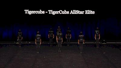 Tigercubs - TigerCubs AllStar Elite [2021 Junior Hip Hop - Small Semis] 2021 The Dance Summit