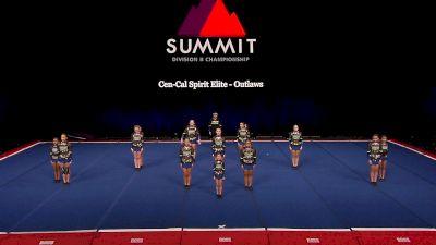 Cen-Cal Spirit Elite - Outlaws [2021 L1 Junior - Small Finals] 2021 The D2 Summit