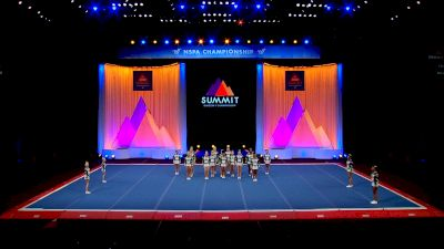 Cheer Nation Athletics - Onyx [2021 L2 Junior - Medium Finals] 2021 The D2 Summit