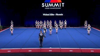 Wicked Elite - Phoenix [2021 L3 Senior Coed - Medium Wild Card] 2021 The Summit