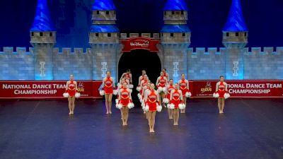 Chaparral High School [2021 Large Varsity Pom Finals] 2021 UDA National Dance Team Championship