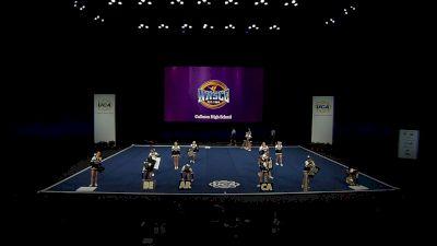 Cullman High School [2021 Small Varsity Division II Semis] 2021 UCA National High School Cheerleading Championship