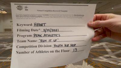 Peak Athletics [Youth - Hip Hop] 2021 NCA & NDA Virtual February Championship