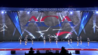 Cheer Athletics- Frisco - Meteorites [2021 L1 Small Mini Day 2] 2021 ACA All Star DI Nationals