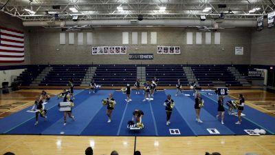 Pope John Paul II High School [Game Day - Large Varsity] 2021 TSSAA Cheer & Dance Virtual State Championships