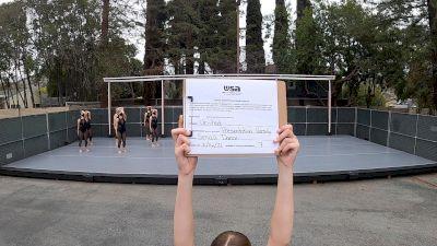 Presentation High School [Dance Varsity - Small] 2021USA Virtual Dance Winter Series #2