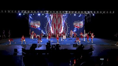 Cleveland High School [2021 Game Day Coed Varsity Prelims] 2021 NCA High School Nationals