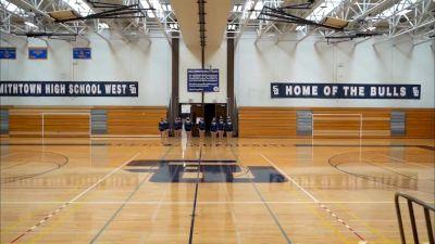 Smithtown High School West - TEAM [Varsity Kick] 2021 NCA & NDA Virtual March Championship