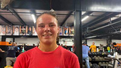 Megan Black Proud To Break Ground For Women's Wrestling