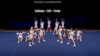Infinity - OH - Unity [2021 L2 Junior - Small Semis] 2021 The D2 Summit