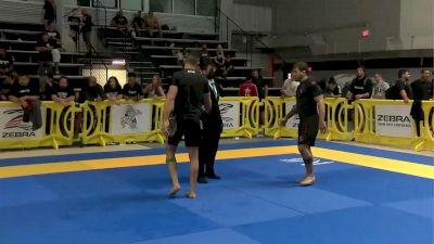 Oliver Taza vs Rodrigo Gortari Barbosa 2021 Pan IBJJF Jiu-Jitsu No-Gi Championship Flozone