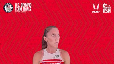 Cory McGee - Women's 1500m Semifinals