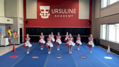 Ursuline Academy [Game Day Fight Song - Small Varsity] 2020 Varsity Spirit Virtual Game Day Kick-Off