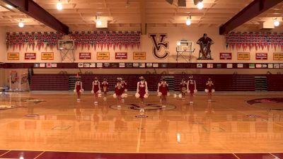Vintage High School [Crowdleader] 2021 USA Virtual West Coast Spirit Championships