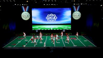 Pike Liberal Arts High School [2021 Small Junior High Game Day Finals] 2021 UCA National High School Cheerleading Championship