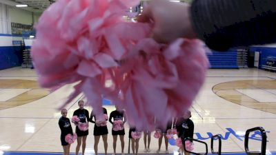 Hillsboro High School Hawkettes [Small Varsity Pom] 2021 NCA & NDA Virtual February Championship