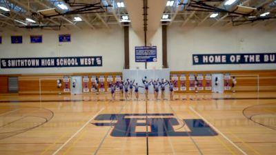 Smithtown High School West [Large Varsity - Kick Virtual Finals] 2021 NDA High School National Championship