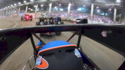 Lucas Oil-Onboard: Joe B. Miller Thursday Qualifier #4