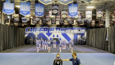 Cheer Athletics - Plano - FireCats [L3 - U19] 2021 NCA All-Star Virtual National Championship