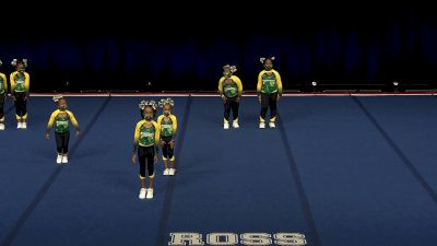 Cougars Competitive Cheer - Little Paws [2021 L1 Performance Rec - Non-Affiliated (6Y) Semis] 2021 The Quest