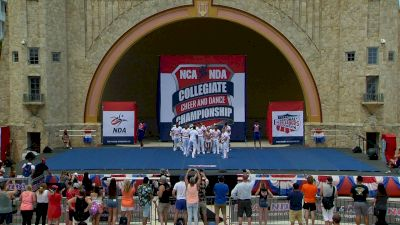 Sam Houston State University [2021 Advanced Large Coed I Finals] 2021 NCA & NDA Collegiate Cheer & Dance Championship