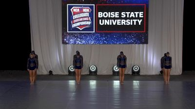 Boise State University [2021 Jazz Division IA Finals] 2021 NCA & NDA Collegiate Cheer & Dance Championship