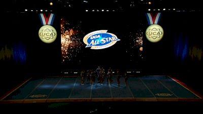 Florida Team Cheer - Steel [2021 L4 Senior - D2 - Small Day 1] 2021 UCA International All Star Championship