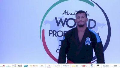 Guttemberg Pereira vsThiago Borges 2020 Abu Dhabi World Pro