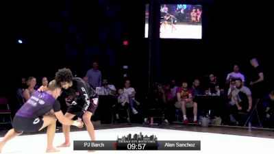 PJ Barch vs Alan Sanchez Emerald City Invitational