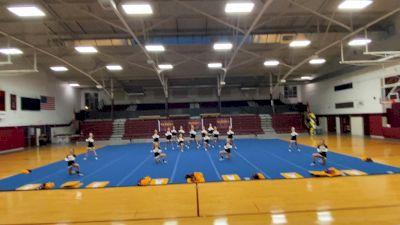 Russell High School [Medium VA Virtual Semi Finals] 2021 UCA National High School Cheerleading Championship