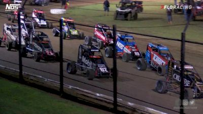 Feature Replay | USAC Midgets at Caney Valley