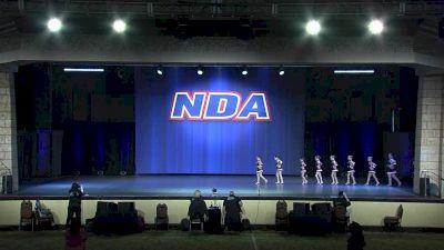 Dance Dynamics [2021 Tiny Jazz Day 2] 2021 NDA All-Star National Championship