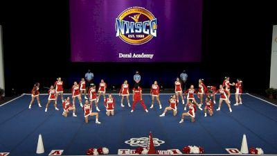 Doral Academy [2021 Large Coed Non Tumbling Finals] 2021 UCA National High School Cheerleading Championship