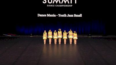 Dance Mania - Youth Jazz Small [2021 Youth Jazz - Small Finals] 2021 The Dance Summit