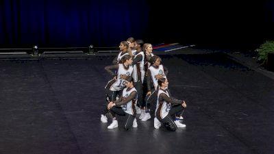 Imperial Athletics - STELLAR [2021 Senior Small Hip Hop Finals] 2021 The Dance Worlds
