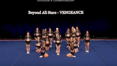 Beyond All Stars - VENGEANCE [2021 L4.2 Senior Coed - Small Semis] 2021 The D2 Summit