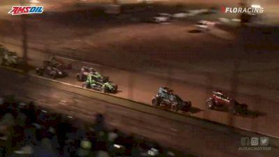Highlights | USAC Sprints at Big Diamond Speedway