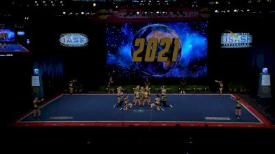 Famous Superstars - GOLD [2021 L6 Senior XSmall Coed Finals] 2021 The Cheerleading Worlds