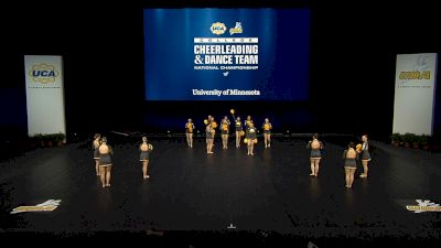 University of Minnesota [2021 Division IA Pom Semis] 2021 UCA & UDA College Cheerleading & Dance Team National Championship