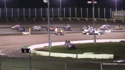 Highlights | USAC East Coast Sprints at Bridgeport