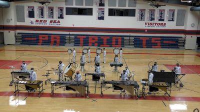 WS Percussion - JV Drumline 4:17