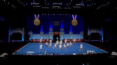 Buckhorn High School [2021 Small Division II Finals] 2021 UCA National High School Cheerleading Championship