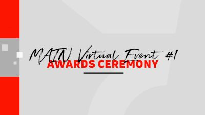RESULTS: 2021 MAIN Virtual Event 1 Awards Ceremony