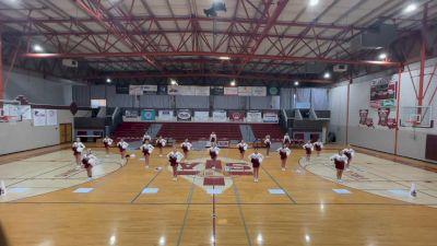 St. Thomas Aquinas High School [Game Day Large Varsity - Non Tumble] 2021 UCA February Virtual Challenge