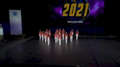 Dance Dynamics [2021 Senior Large Hip Hop Semis] 2021 The Dance Worlds