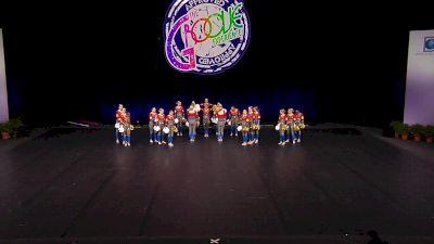 Dance Mania - Senior Pom Large [2021 Senior Large Pom Finals] 2021 The Dance Worlds
