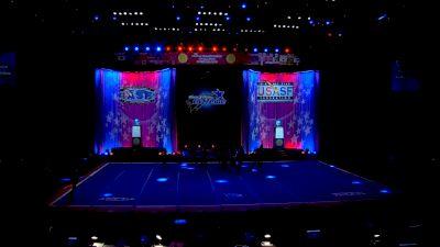 Power Athletics Maryland - Blackout [2021 L6 Senior Small All Girl Semis] 2021 The Cheerleading Worlds