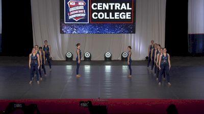 Central College [2021 Jazz Open Finals] 2021 NCA & NDA Collegiate Cheer & Dance Championship