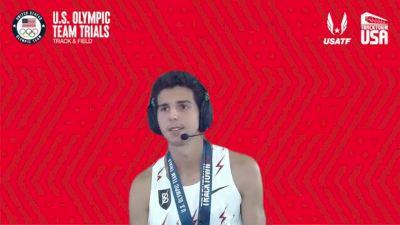 Grant Fisher - Men's 5k Final