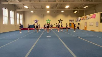 CNY Storm All Stars - Ice Queens [L4 Senior - Non-Building] 2021 Varsity All Star Winter Virtual Competition Series: Event II